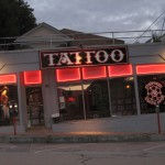 Staircase Tattoo store #2